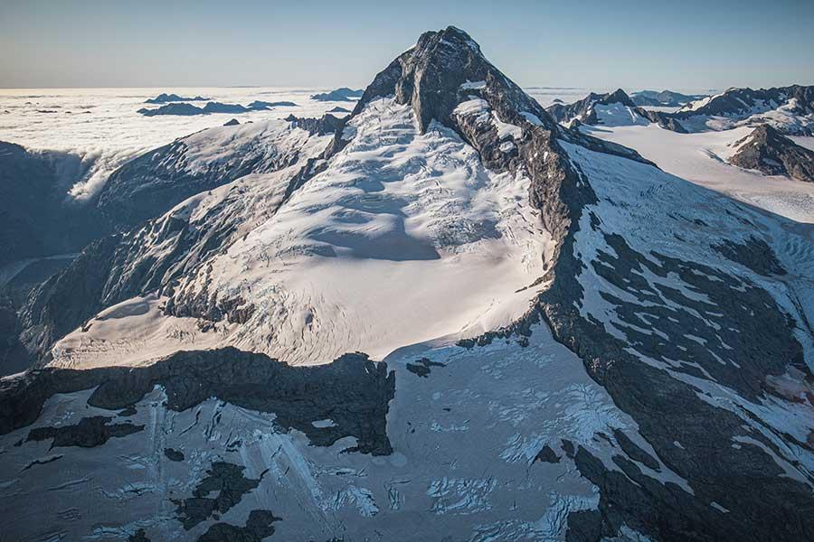 Mt Aspiring Southern Alps Air Wanaka scenic flight